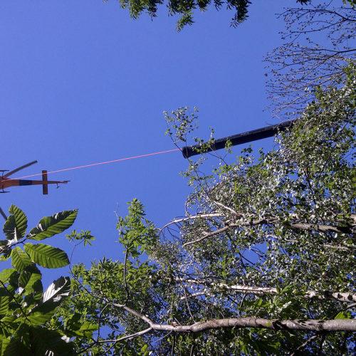 tubos para alta montaña