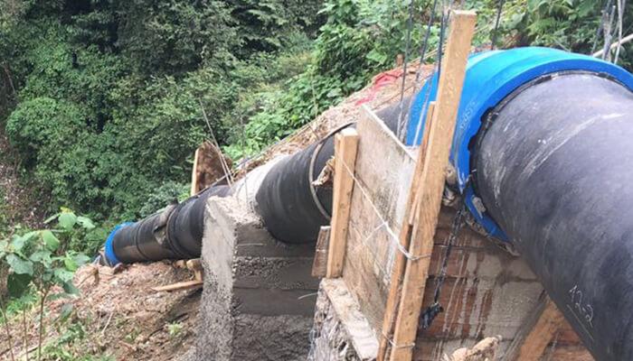 tubos fundición ductil