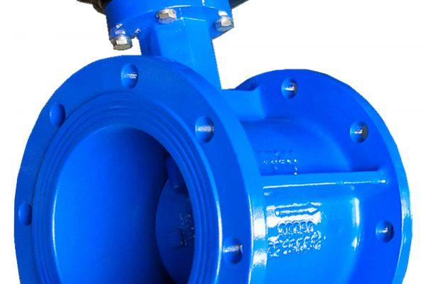 Double Eccentirc Butterly valve-PN25-2