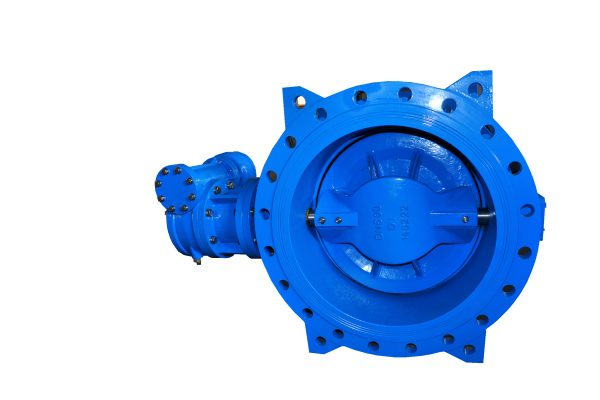 Double Eccentric Butterfly Valve-PN25