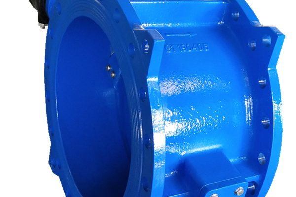 Double Eccentric Butterfly valve-PN25-3